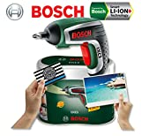 Bosch IXO 3.6V Cordless Lithium-Ion Screwdriver with Pizza Express Voucher & chance to win Maldives Holiday