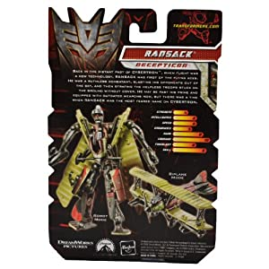 Transformers 2: Revenge of the Fallen Movie Scout Class Action Figure