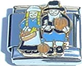 Pilgrims Italian Charm Bracelet Jewelry Link
