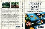 echange, troc Fantasy Zone The Maze