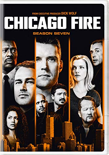 DVD : Chicago Fire: Season Seven (6 Discos)