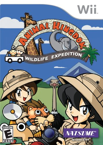 Animal Kingdom: Wildlife Expedition - Nintendo Wii - 1