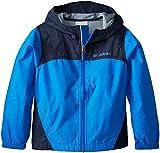 Columbia Big Boys' Glennaker Rain Jacket, Hyper Blue, Medium