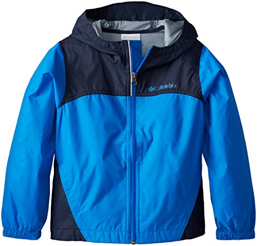 Columbia Big Boys' Boys Glennaker Jacket, Hyper Blue, Medium
