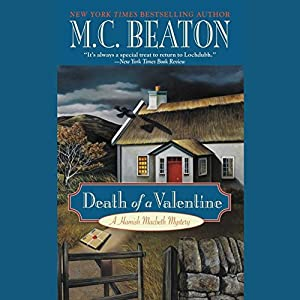 Death of a Valentine Audiobook