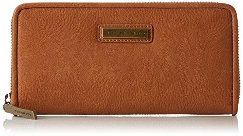 Belmondo 740161 03 - Portafogli Donna, colore Marrone (Cognac), 20x10x2 cm (B x H x T)