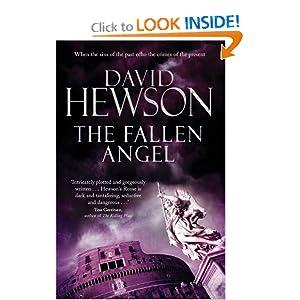 The Fallen Angel - David Hewson