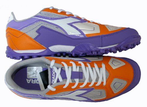 Scarpe da calcetto DIADORA QUINTO RTF orange violet-39