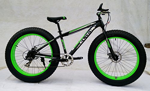 HI-BIRD SUPER-58 FAT 4 INCH WIDE TIRE GREEN COLOR CYCLE