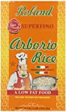 Roland Superfino Arborio Rice, 35.3-Ounce Boxes (Pack of 5)