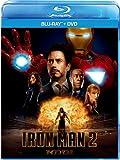 アイアンマン2 ブルーレイ+DVDセット [Blu-ray]