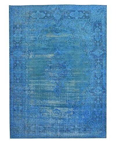"Kalaty One-of-a-Kind Pak Vintage Rug, Blue, 10' 10"" x 16' 9"""