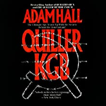 Quiller KGB: Quiller, Book 13 Audiobook by Adam Hall Narrated by Antony Ferguson