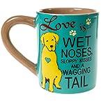 Dog Stoneware Mug