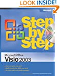 Visio 2003 Step by Step Book/CD Packa...