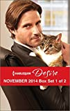 Harlequin Desire November 2014 - Box Set 1 of 2: Sheltered by the Millionaire\A Beaumont Christmas Wedding\Her Desert Knight