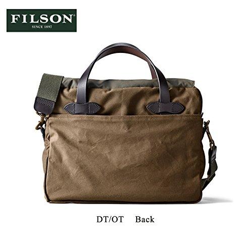 FILSON(フィルソン) fil-002 ブリーフケース Original Briefcase/コンピューターバッグ ビジネスバッグ 書類かばん 手提げ 日本正規品 (DT/OT)