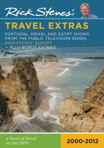 Rick Steves' Travel Extras DVD