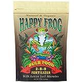 Fox Farm FX14063 FoxFarm Happy Frog Bulb Food Fertilizer (Tamaño: 4 LB)
