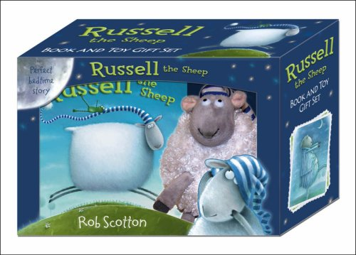 Russell the Sheep Book and Toy Gift Set