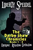 img - for The Darby Shaw Chronicles: Books 1 - 3: The Box Set book / textbook / text book