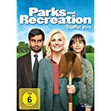 Parks and Recreation Season 1 2 DVDs