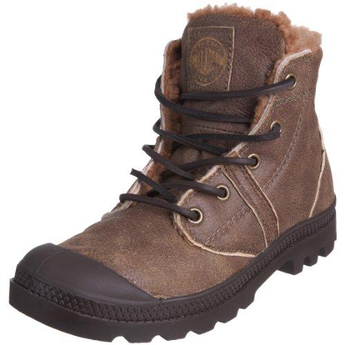 PALLADIUM Women's Pallabrouse Ls-w Sunrise Pilot Walking Shoe 92605-272-M 6 UK
