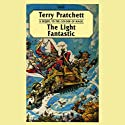 The Light Fantastic: Discworld #2 Audiobook by Terry Pratchett Narrated by Nigel Planer