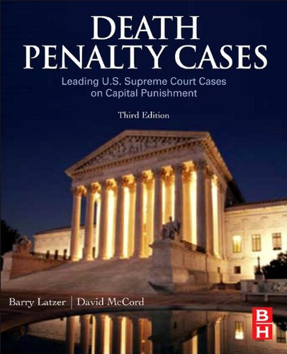 Part I: History of the Death Penalty