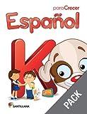 Espanol K (Pack) (Para Crecer)