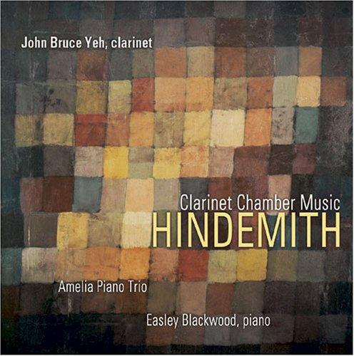 Hindemith - Musique de Chambre / Piano 512eTM42dhL
