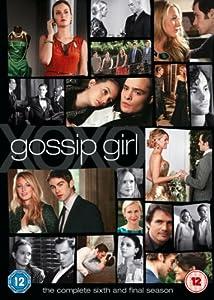 Gossip Girl - Season 6 [DVD]