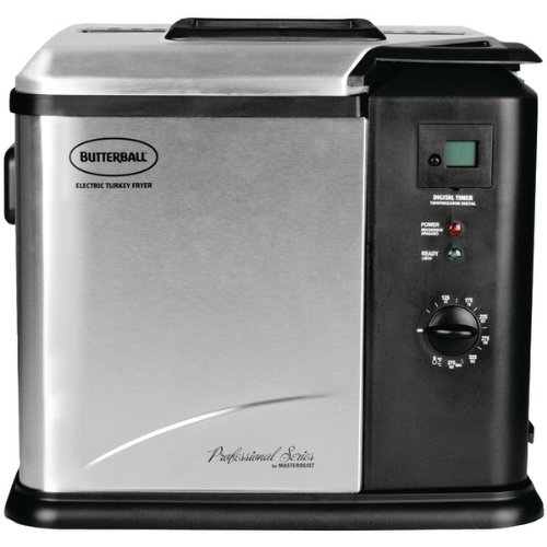 BUTTERBALL 20010109 INDOOR ELECTRIC TURKEY FRYER (20010109) -