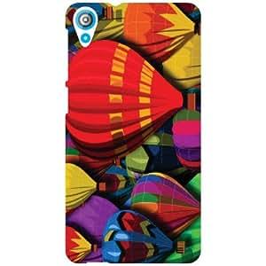 HTC Desire 820 Back Cover - High Rise Designer Cases