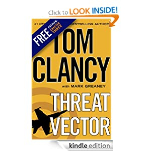 Threat Vector Free Preview: Chapter Three