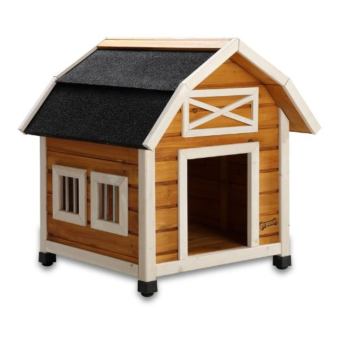 Pet Squeak The Barn Dog House Small Doggie House Depot