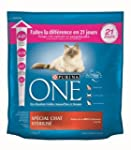 Purina One Chat - St�rilis� Boeuf - 1...