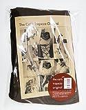 【簡易包装版】キャット・トラピーズ・オリジナル ブラウン 2ピロータイプ クッション無し 吊るすタイプのキャットタワー
