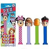 Pez Blister Disney Junior (Pack of 12)