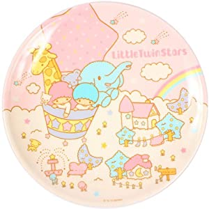 [Little Twin Stars]Melamine plate balloon