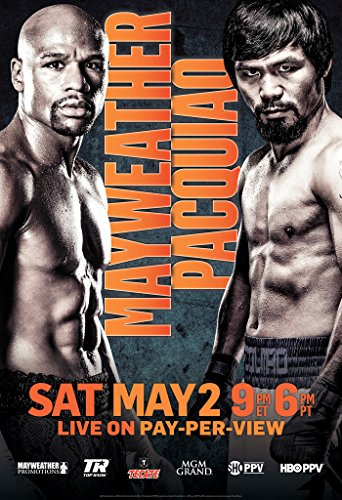 mayweather-vs-pacquiao-mgm-grand-boxing-advertisement-wall-poster-print-30cm-x-43cm-fight-brand-new