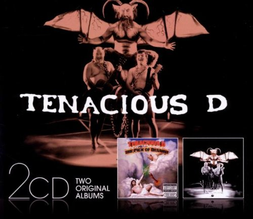 Tenacious D/ The Pick Of Destiny [2 CD]