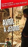 Avril � Jenine par Chahal