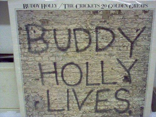 Buddy Holly - 20 Golden Greats - Zortam Music