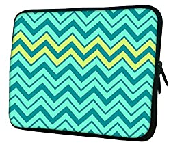 Snoogg Laptop Netbook Computer Tablet PC Case Carrying Sleeve Bag Pouch Cover Protector Holder For Apple iPad/ Hp Touchpad Mini 210 T100 hp Touchpad Mini t100ta/Acer Aspire One/Lenovo Ideatab S6000 /Lenovo Yoga 10 HD+ And Most 17