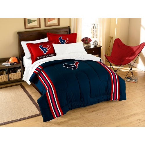 The Northwest Company NFL Houston Texans Comforter with Shams, Twin/Full