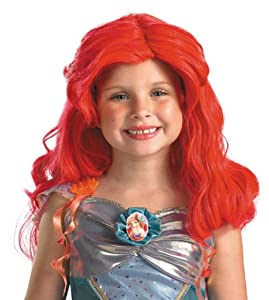 Ariel Wig by Disguise