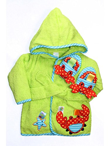 Baby Bath Robes front-718810