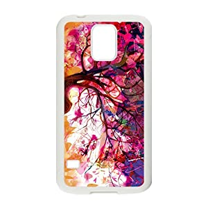 Amazon.com: Creative Colorful Tree Graffiti Custom Protective Hard