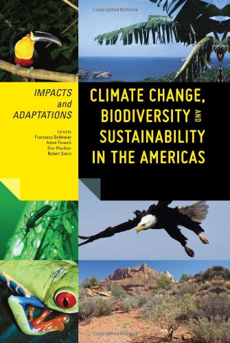 Climate Change, Biodiversity, and Sustainability in the Americas: Impacts and Adaptations (Smithsonian Contribution to K